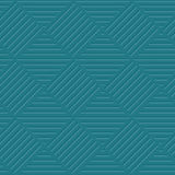 Sea Green line background vector illustration. Stock Photography