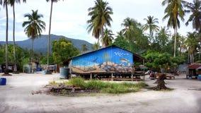 Sea Gypsy Village Stock Images