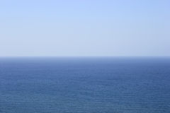Sea horizon Stock Images