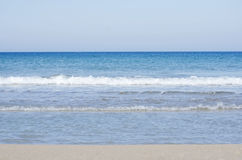Sea Horizon Stock Photography