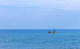 Sea and horizon Royalty Free Stock Photos