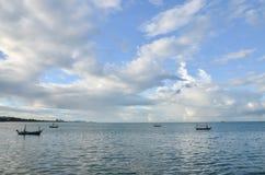 Sea at Hua Hin Thailand Stock Photos
