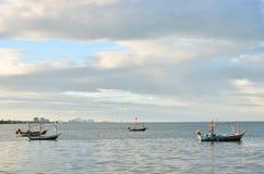 Sea at Hua Hin Thailand Royalty Free Stock Photos