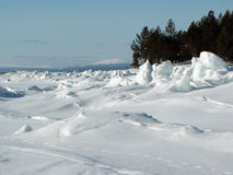 Sea ice Stock Image