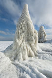 Sea ice Royalty Free Stock Photography