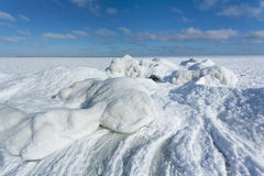 Sea ice Stock Photography