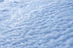 Sea ice. In Xiajiahe seaside park Dalian, China Stock Photos