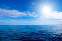 Sea idyll Stock Photos