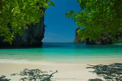 Sea&Island在泰国 免版税库存图片