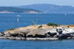 Sea island stock photos