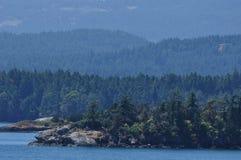 Sea island royalty free stock photo