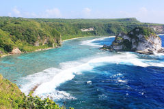 Sea island Stock Images