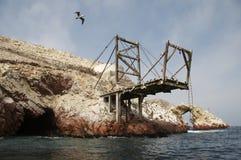 Sea island Stock Photography