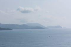 Sea islands Stock Photos