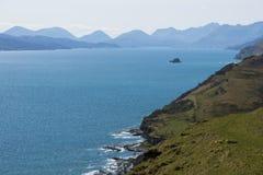 Sea Isle of Skye View Stock Photo
