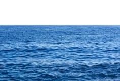 Sea isolated stock photo