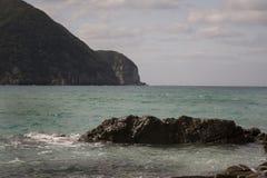 Sea of Japan Royalty Free Stock Photography