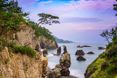 Sea of Japan Royalty Free Stock Image