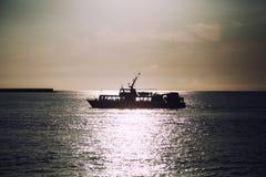 Sea journey Royalty Free Stock Photography