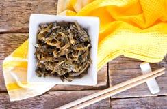 Sea kale Stock Image
