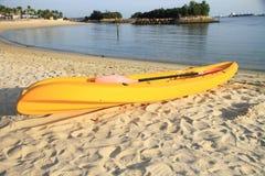 Sea kayak Stock Images