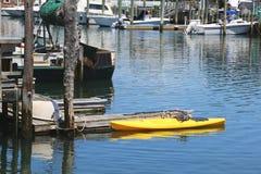 Sea kayak Stock Photo