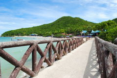 Sea Kho Larn ThaiLand beach6 Royalty Free Stock Images