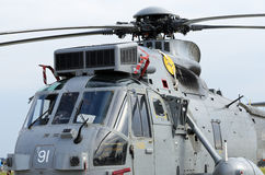 Sea King ASaC.7 Stock Photography