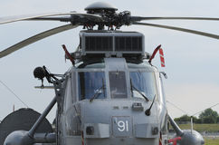 Sea King ASaC.7 Royalty Free Stock Photography