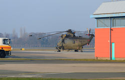 Sea King helicopter Royalty Free Stock Images