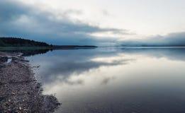 Sea lake Stock Images