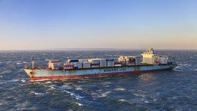 Sea Land Eagle Stock Images