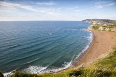Sea landscape. Landscape image with the sea and the sky Royalty Free Stock Images
