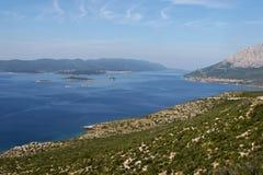 Sea landscape Stock Photos