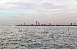 Sea  landscape. Royalty Free Stock Photography