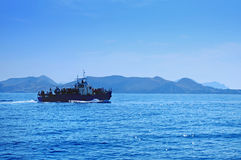 Free Sea Landscape Stock Image - 27585651