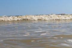Sea. Landscape of the Adriatic sea in Italy Stock Photos