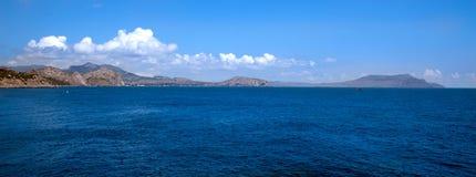 Sea Landscape Black Sea Stock Images