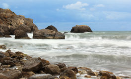 Sea landscape Royalty Free Stock Photos