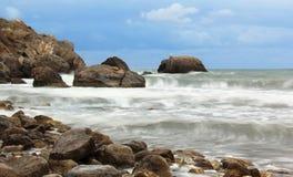 Sea landscape Royalty Free Stock Photos