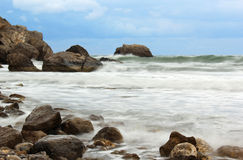 Sea landscape Royalty Free Stock Photo