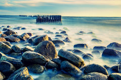 Sea landscape Royalty Free Stock Photography