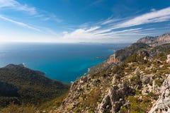 Sea landscape. Royalty Free Stock Photo