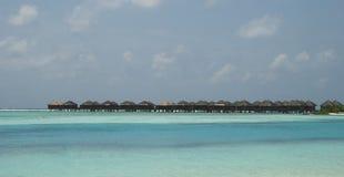 Sea landscape, Maldive islands Royalty Free Stock Photography