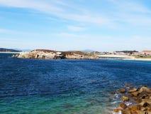Sea landscape - North Coast Spain Royalty Free Stock Photography