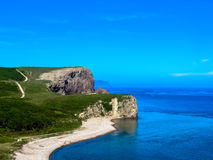 Sea landscape Stock Images