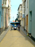 Sea Lane, Cromer, Norfolk. Royalty Free Stock Photography