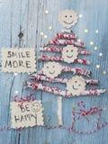 Sea las resoluciones de la Feliz Año Nuevo Fotos de archivo libres de regalías