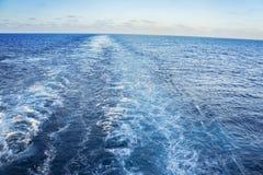 Sea level Stock Image