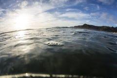 Sea Level Stock Photography